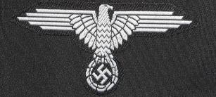 シートSS兵腕鷲章BEVO