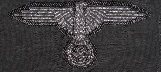 士官SS鷲章BEVO