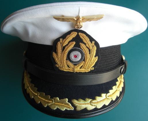 KM海軍佐官制帽