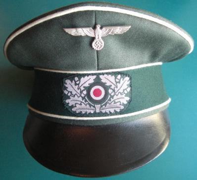 陸軍制帽型クラッシュキャップ