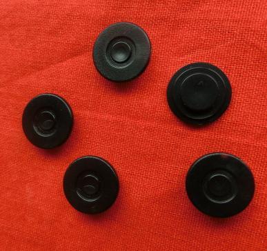 黒リム樹脂製 モーゼル弾部品