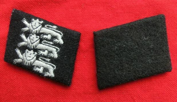 セントジョージssUK襟章