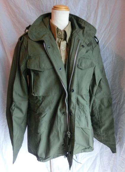 M65タイプジャケット