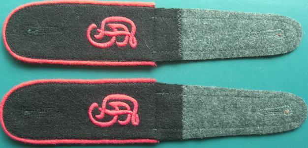 PzGD刺繍装甲兵肩章
