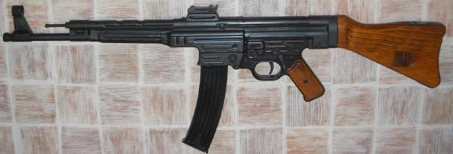 MP43/1突撃銃