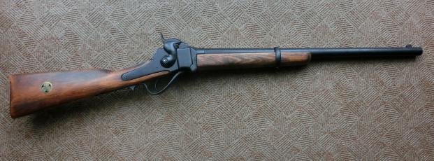 シャープス騎兵銃