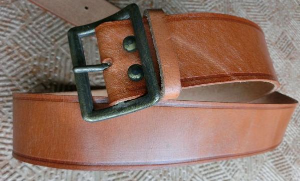 日本軍兵用帯革ベルト