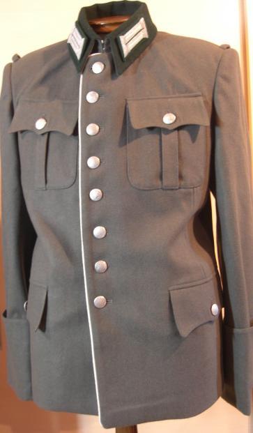 ライヒスヘール型準礼装ウールタイプ勤務服