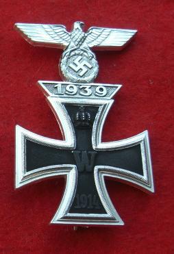 1939鷲1級鉄十字1914ワンピース型