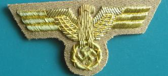 金鷲熱帯用将軍帽章