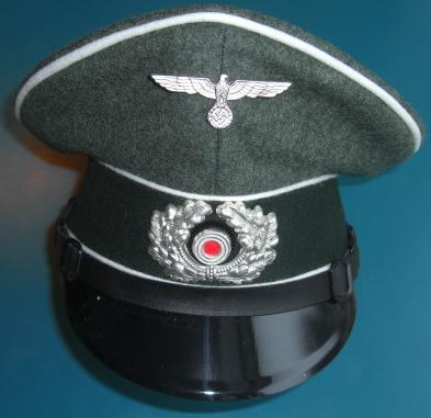 陸軍兵下士官制帽