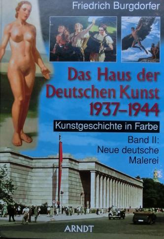 2ドイツヒトラーの芸術1937〜1944