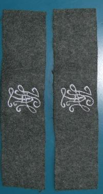FG台LAH刺繍モノグラム