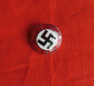 AH1933ナチス党員章バッチ
