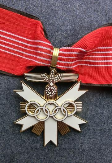 オリンピック名誉章