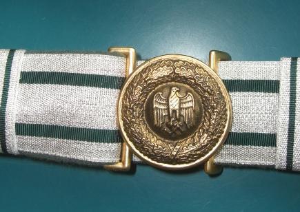 将官礼装陸軍ベルト