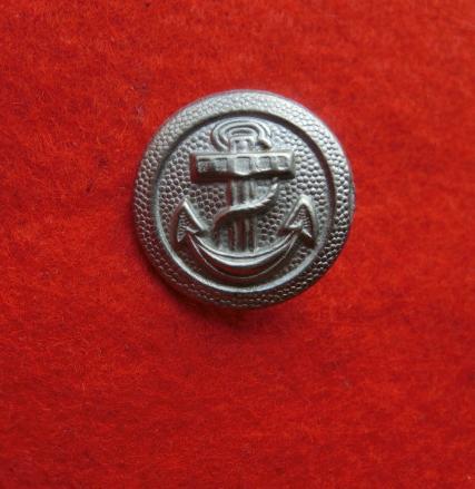 海軍野戦ボタン灰