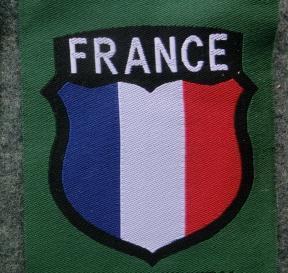 フランス国家盾