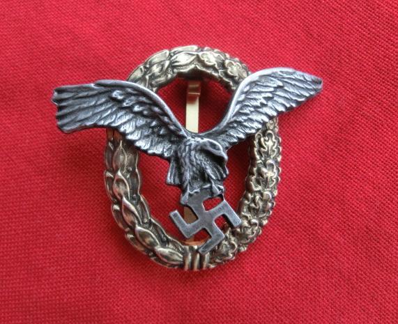 金空軍パイロット章オブザーバー