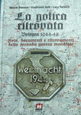 イタリア1944戦跡発掘