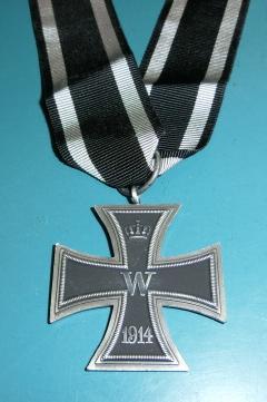 1914EK2級鉄十字章ww1