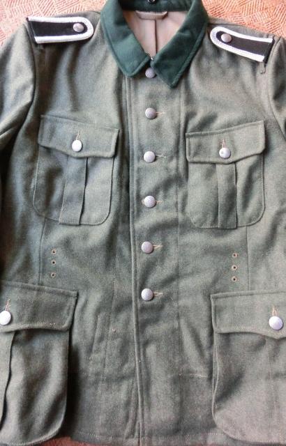 M36下士官士官用野戦服