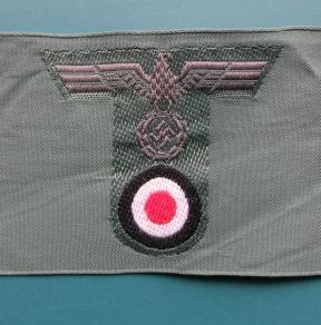 T陸軍山岳兵帽章