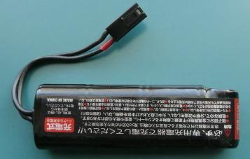 ニッケル水素バッテリー Mini-S