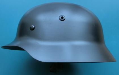 樹脂ナチヘルメットM35型廉価版/革ライナー