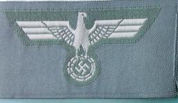 戦時兵鷲陸軍BEVO帽章