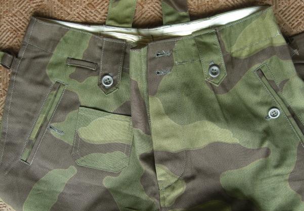新イタリアン迷彩ズボン