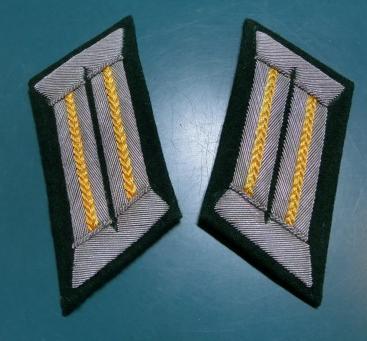 騎兵将校襟章