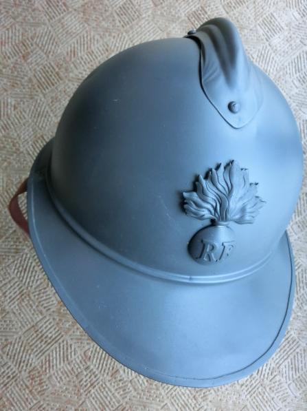 フランス軍ヘルメット