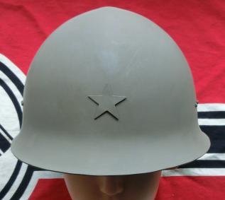 鉄帽日本陸軍