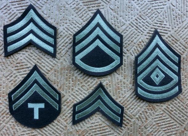 米軍階級章