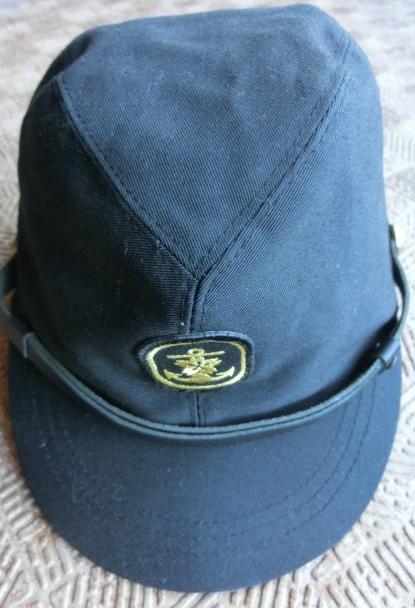 海上自衛隊士官 作業用帽