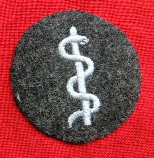 衛生兵腕章