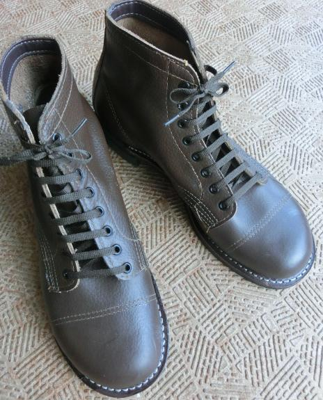 米軍戦闘靴
