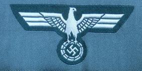 初期兵鷲陸軍BEVO帽章