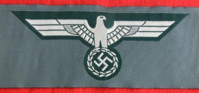 3陸軍鷲国家章兵用戦時型