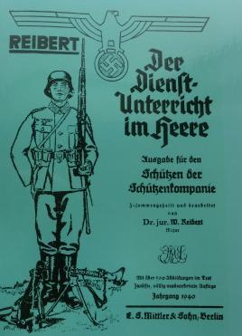 ドイツ兵教本REIBERT
