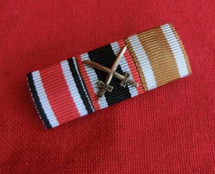 P型3連剣付き西リボンバー