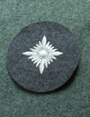 下士官刺繍空軍胸鷲章
