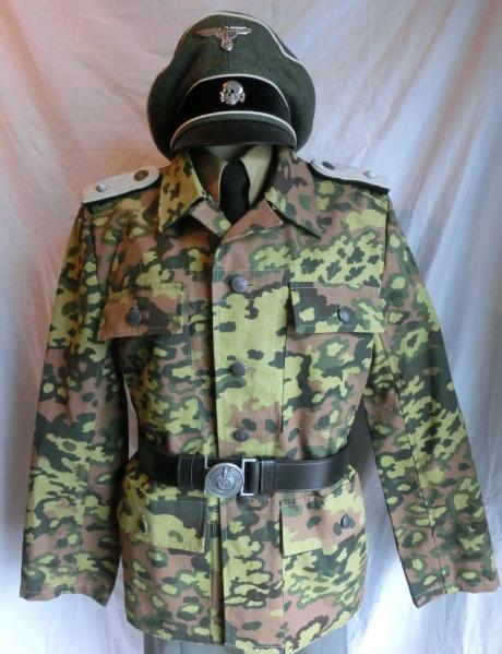 オークリーフ43型迷彩服