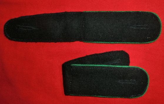 SS山岳兵肩章