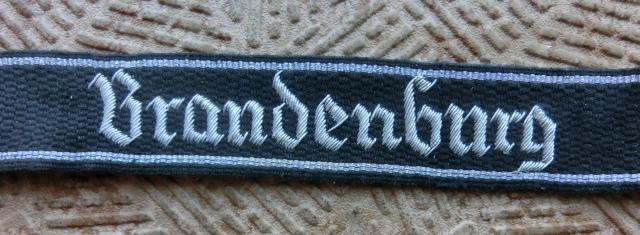 5ブランデンブルグ銀織カフ