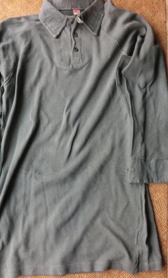 代用プルオーバーシャツ