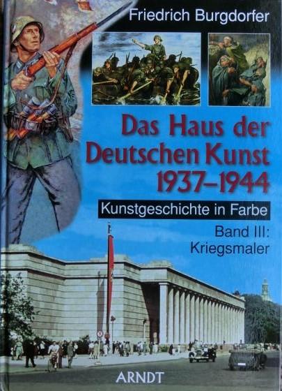 3ドイツヒトラーの芸術1937〜1944
