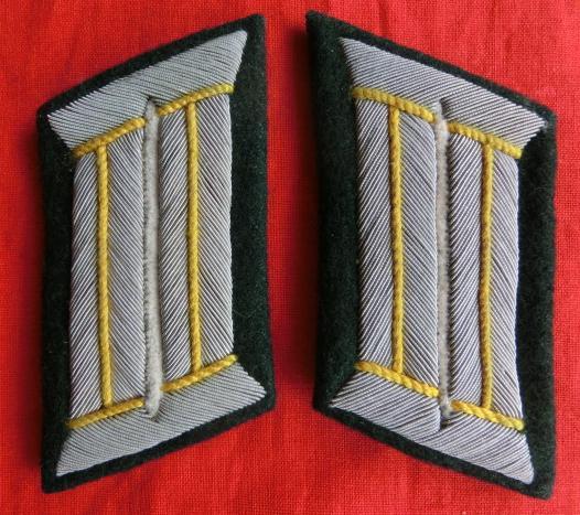 KM海軍将校襟章