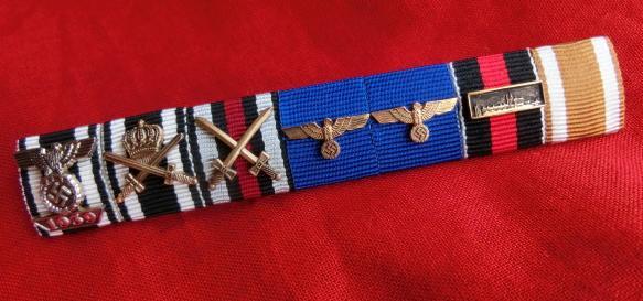 7連将官提督国防軍リボンバーパネル式